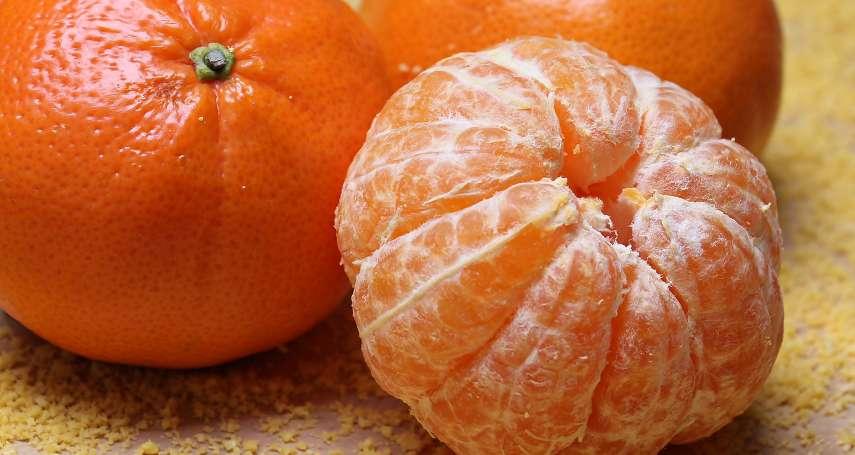 不只好吃更好用!韓國最強主婦公開橘子皮N大讓人驚呼「神奇」的妙功效,清哪都難不倒