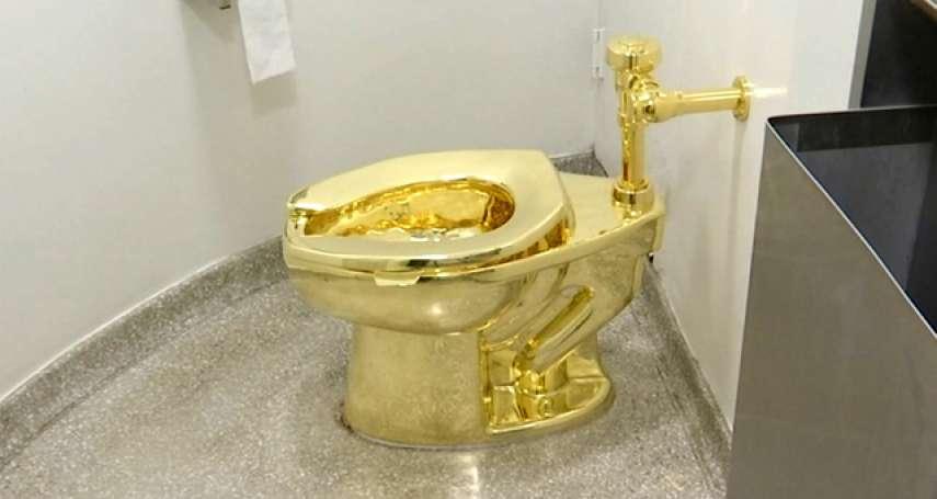想借畫卻被嗆爆!川普想借梵谷名畫放白宮,美術館堅決不給:只能借黃金馬桶給總統