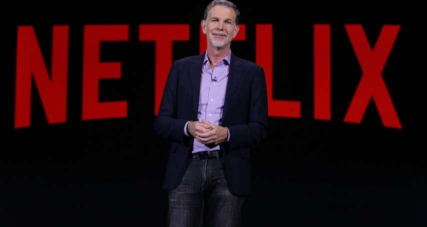 沒規則就是唯一規則?Netflix CEO:迪士尼也不是對手