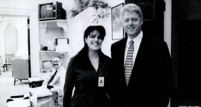 白宮裡的那些性愛往事:柯林頓、杜魯門、哈定與傑佛遜