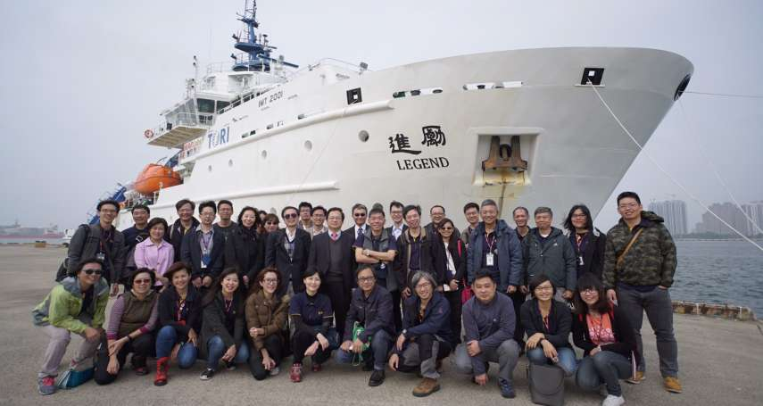 為何四面環海的台灣,海洋研究卻遠遠落後歐洲?背後原因令人十分感嘆…