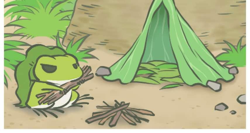 年輕人不社交、不生娃,卻沉迷「養青蛙」?心理專家神解《旅行青蛙》兩岸爆紅原因