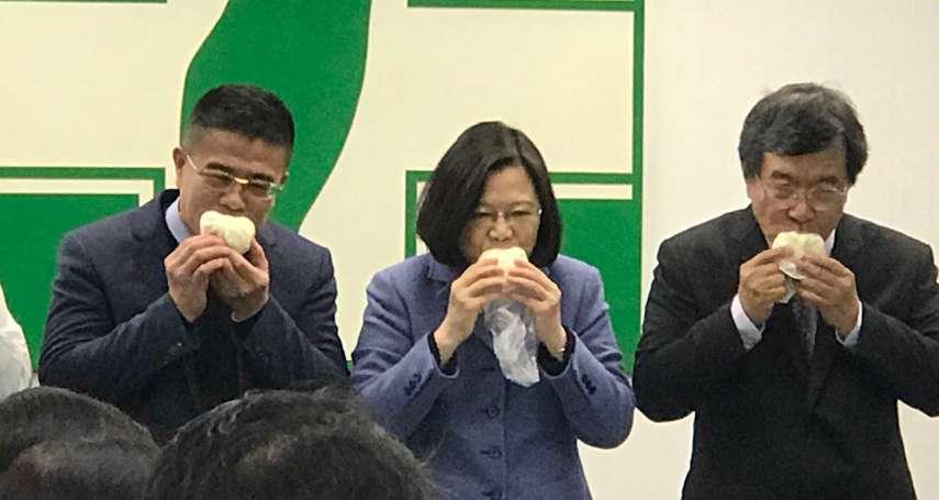 老闆連兩年為員工加薪 蔡英文中常會吃「阿振肉包」鼓勵利潤分享