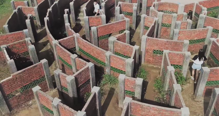 內行人才知道!盤點全台五大「迷宮秘境」,隨便一拍都像歐洲、根本是真實版「移動迷宮」