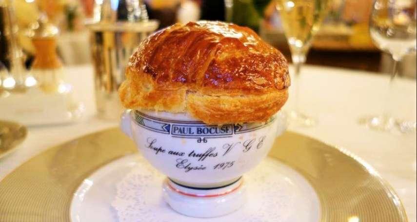 原版酥皮湯才不裝玉米、海鮮湯!這道經典名菜身世超傳奇,竟與一封假冒法國總統的信有關