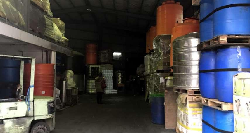 農曆年前警方查獲私釀紅酒 可裝兩萬瓶