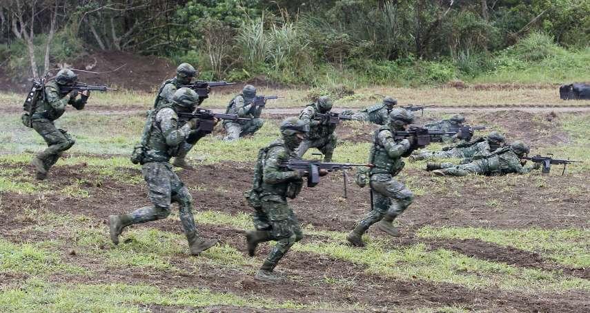 黃奎博觀點:你願為台灣或台獨而戰?