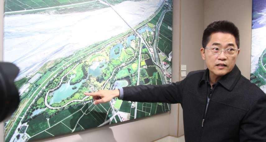 臺東縣府捐29幅齊柏林空拍作品 助東基新建癌症醫療大樓