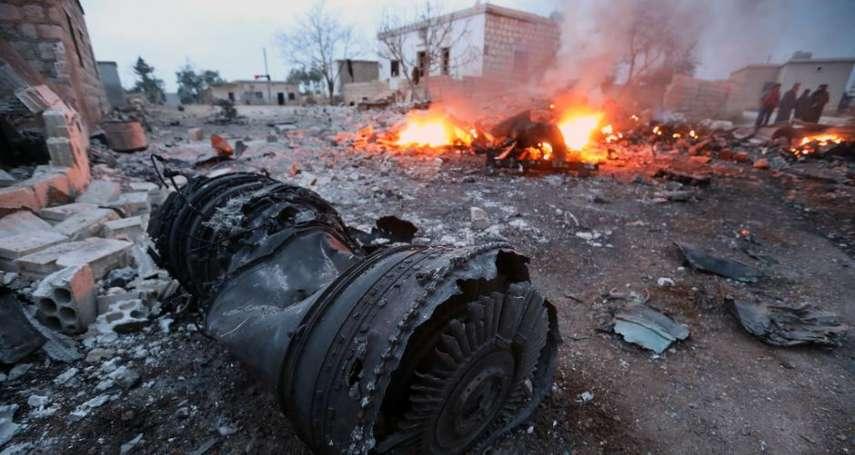 Su-25遭敘利亞反抗軍擊落後,俄軍發動「報復式猛攻」