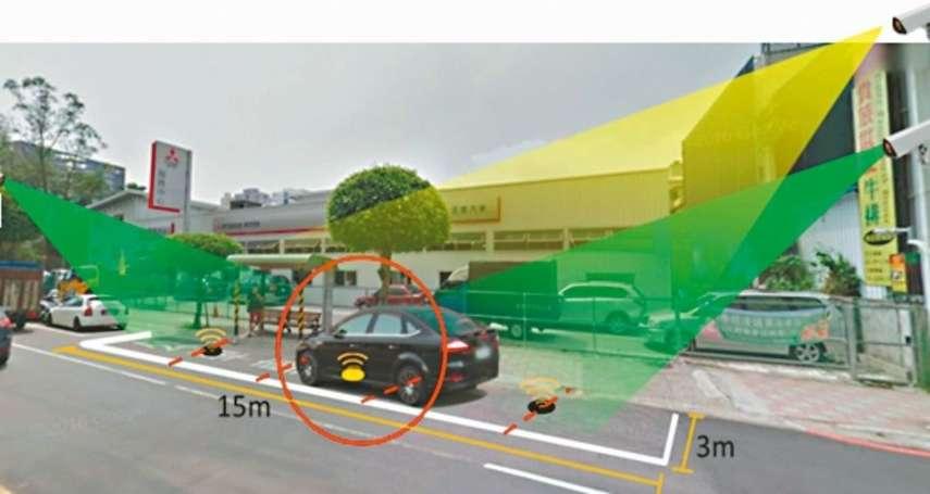 捍衛公車族安全 中市公車停靠區違停播音勸離並影像舉發