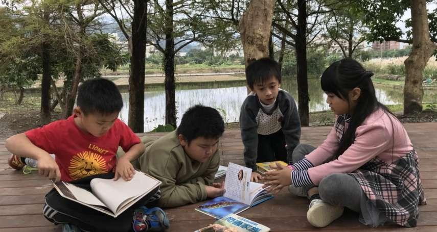 不用課本,反而教出一群進度超前的孩子…國小校長道出「捨棄教科書」的重要性