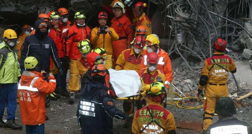 6死254傷88失聯 花蓮地震災情即時總整理