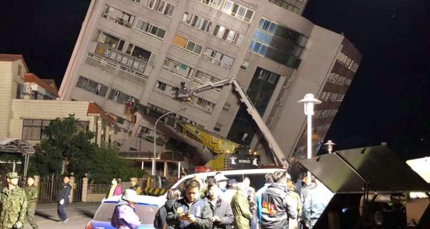 花蓮強震,加拿大長老教會、日本基督教團來函關心
