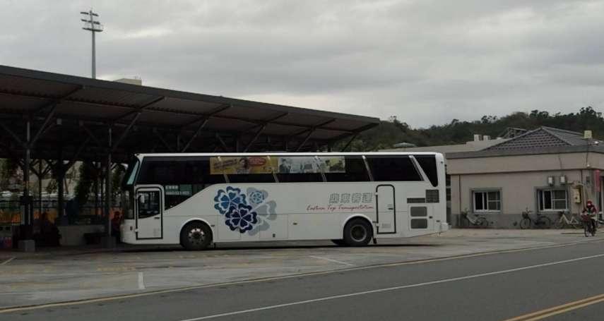 台東春節加開班次接駁公車 讓遊子便利返鄉