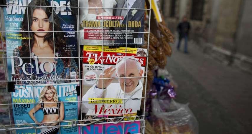 【台北國際書展專訪】嗜血媒體滿足大眾八卦需求 以色列小說家葉德林作品反映媒體醜陋面