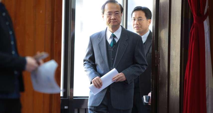 李念祖觀點:藐視司法的政府,配說改革司法?