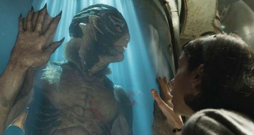 女主角不會講話、男主角不是人,《水底情深》赤裸演出「成人版童話」,大人們看了都掉淚