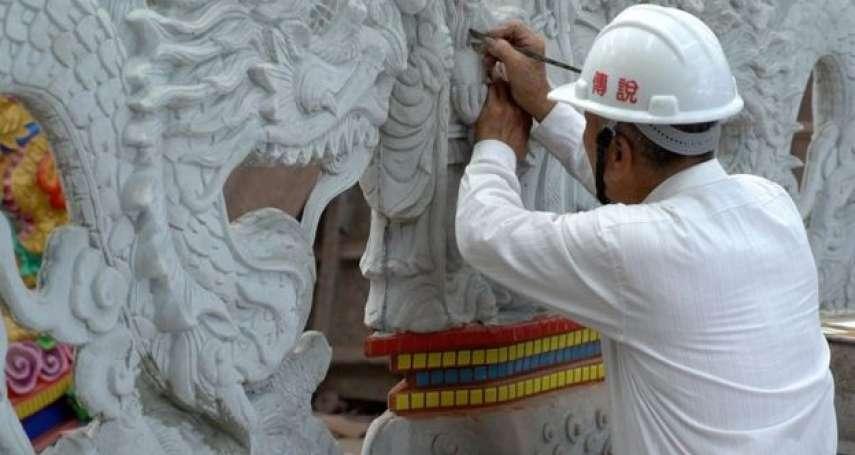 兩天蓋好一座廟,一週內就能「送到家」!台灣唯一廟宇工廠,蓋出南向新商機