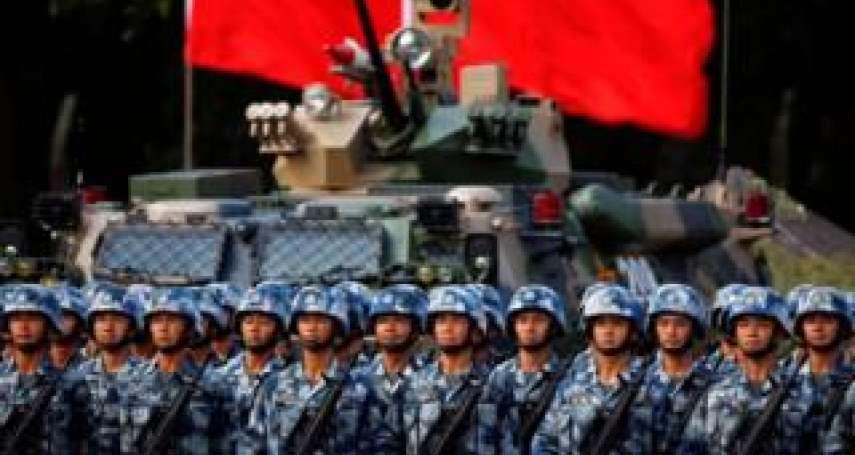 英國報告:中國軍力全球化與軍備出口策略 挑戰美國影響力