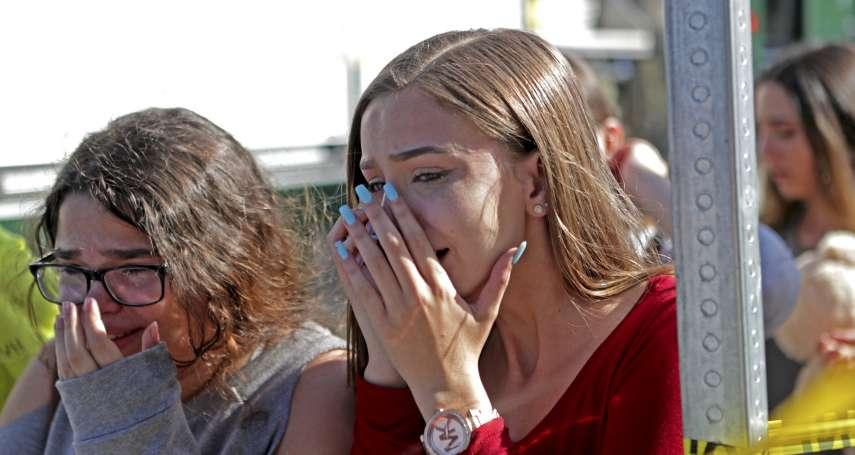 美國史上最慘槍擊案滿周年 川普承諾:「撞火槍托」禁令將在數周內生效