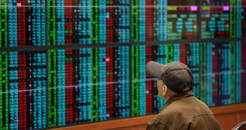 股災夢魘再臨,才剛結束護盤的國安基金會進場嗎?財政部長蘇建榮給了答案