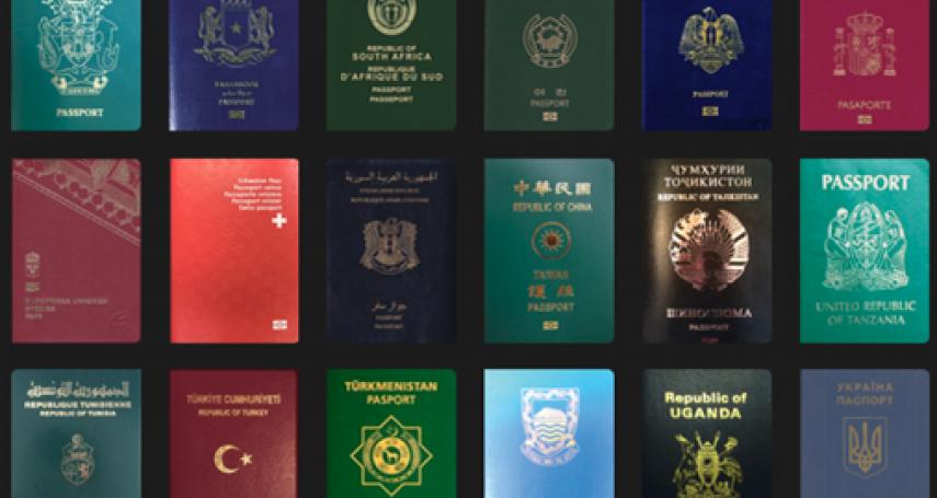全球最好用護照排名出爐!日本、新加坡蟬聯冠軍,台灣退步1名排在這裡…