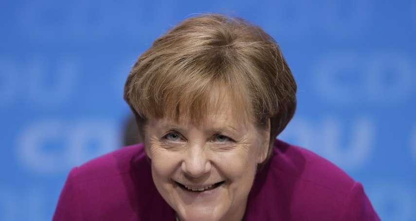 梅克爾連任在望!「與社民黨組成聯合政府」基民盟點頭,社民黨周日投票成最後關鍵
