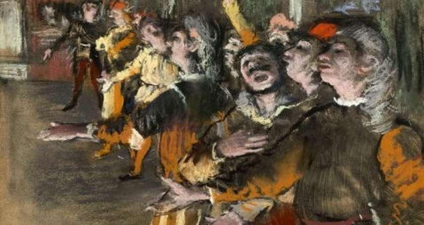 竇加失竊9年畫竟超意外「在這」現身!3000萬名畫失而復得,奧賽美術館欣喜若狂!