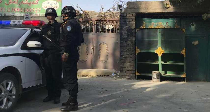 兩個極端:美國槍管太鬆,中國連菜刀都管!學者批新疆已成「露天監獄」