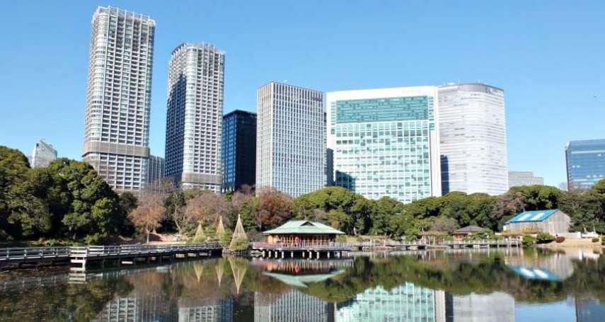 水泥城牆裡的綠洲!到東京都內7座庭園,感受日本歷史文化,找回平靜初心