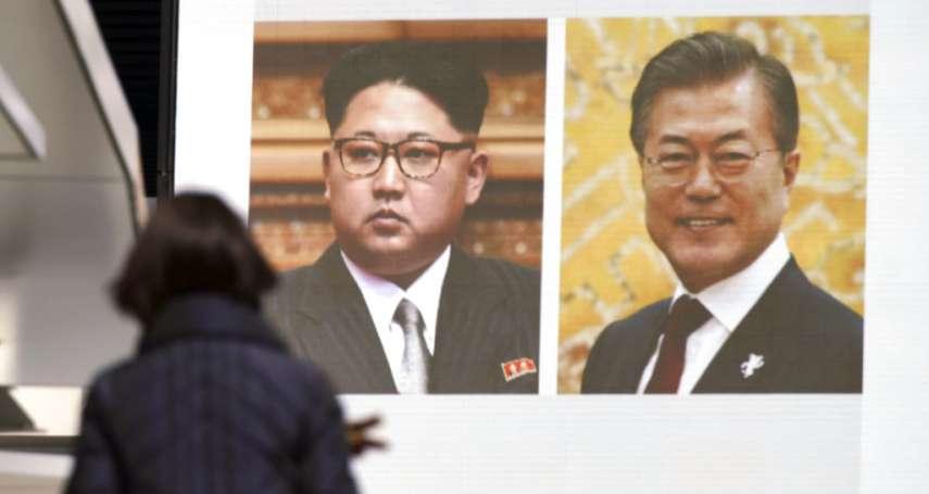金正恩終於坐上談判桌!中國樂觀其成,美國國家情報總監:他不可能放棄核武