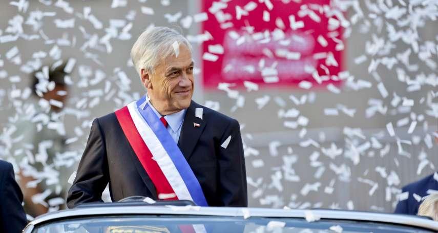 全世界身價最高的國家元首之一:智利新總統皮涅拉帶著800億家產上任