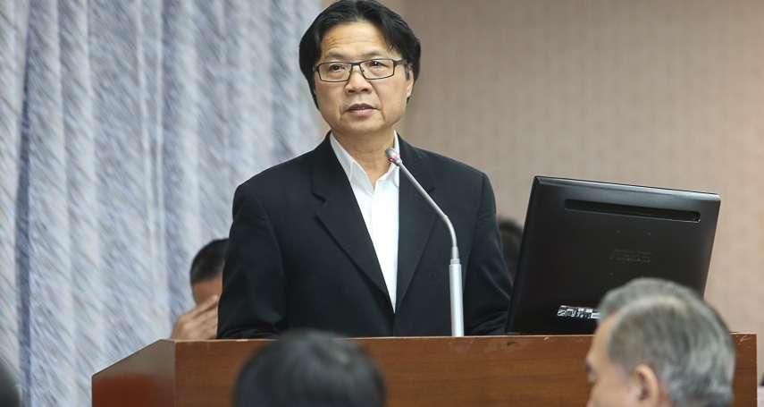 警察守總統父墓園 葉俊榮:為公益執勤,非墓園管理員