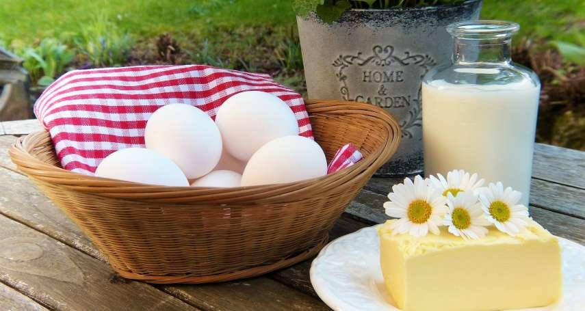 喝低脂牛奶比較健康?吃肉比蛋還營養?別再被這些迷思誤導!3大飲食指南修正一定要知道