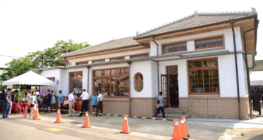 老建築新生命 土庫庄役場修復再生
