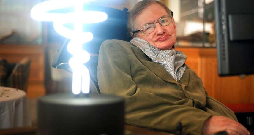 【國際廣角鏡】霍金說「哲學已死」哪裡不對,為何無礙他仍是偉大科學家?