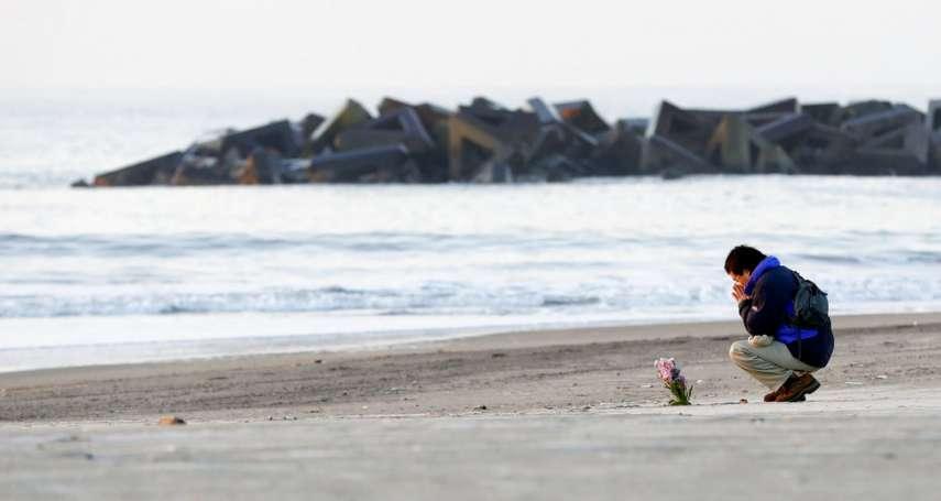 日本311浩劫8周年》死亡、失蹤、「震災關聯死」至今逾2萬2000人,「孤獨死」更激增4成