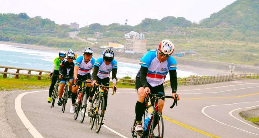 花東自行車ACP認證賽 吸國內外500車友挑戰