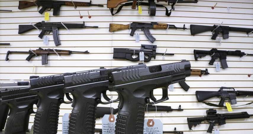 無數人命換不到槍枝管制?》大規模槍擊案傷痛未癒 德州進一步放寬槍械法