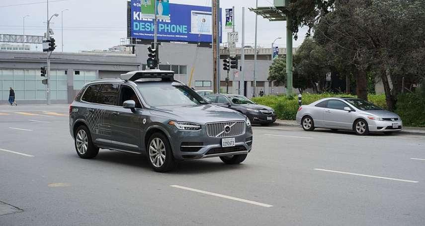 全球首例!Uber自駕車驚傳撞死人,全美測試急喊卡!難道自動駕駛仍暗藏「未知危險」?