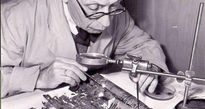 諾亞親自敘述「諾亞方舟」故事唯一抄本,以色列博物館將展出死海經卷《創世紀外傳》