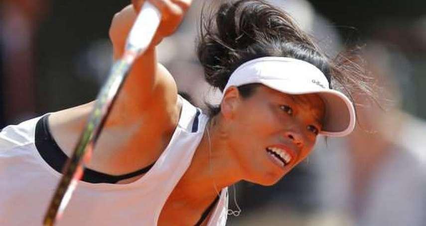 網球》廣島女網賽 謝淑薇逆襲闖16強