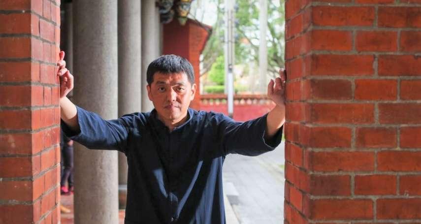 「台語文不需因意識形態,就切割中國的一切!」林強道出本土文化「向前行」的最大阻礙…