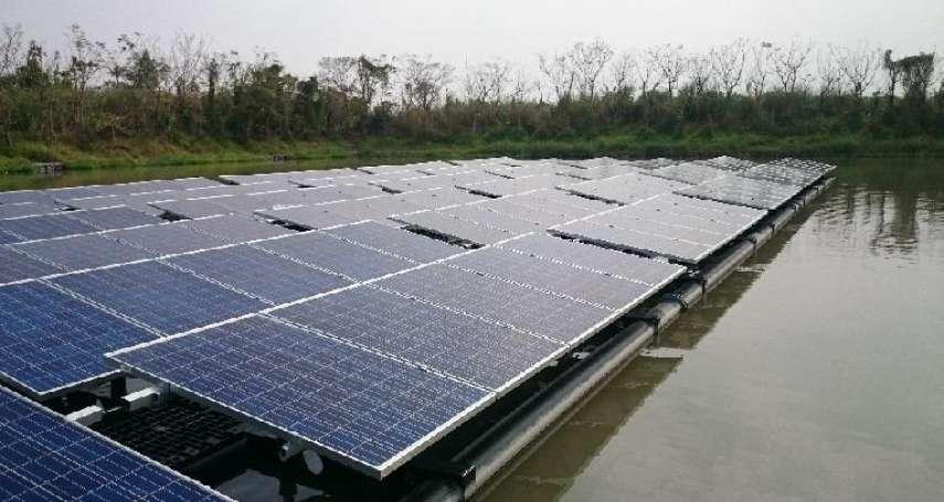 觀點投書:正視太陽能板回收與處理