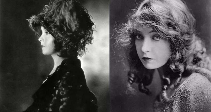 人物文化/美國銀幕的第一夫人〔 Lillian Gish 莉蓮·吉許〕永遠的瓷娃娃,單身一世紀