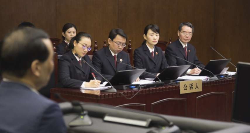 鄧小平前外孫女婿詐騙案開庭,安邦前董事長吳小暉被控詐騙652億、侵佔100億