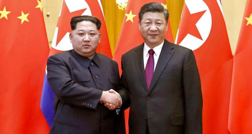 究竟是誰去了北京?新華社公佈謎底:就是中國好朋友金正恩