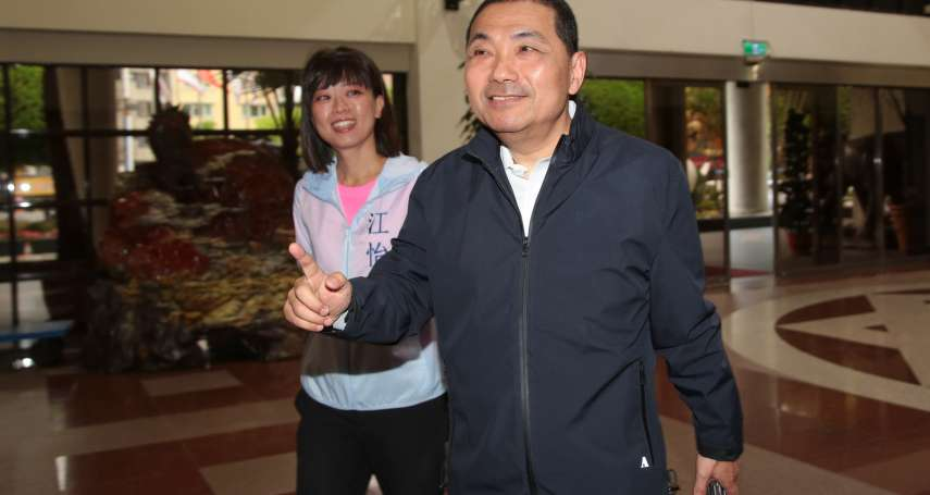 Keypo大數據》新北市長之爭  侯友宜在這幾項勝過蘇貞昌