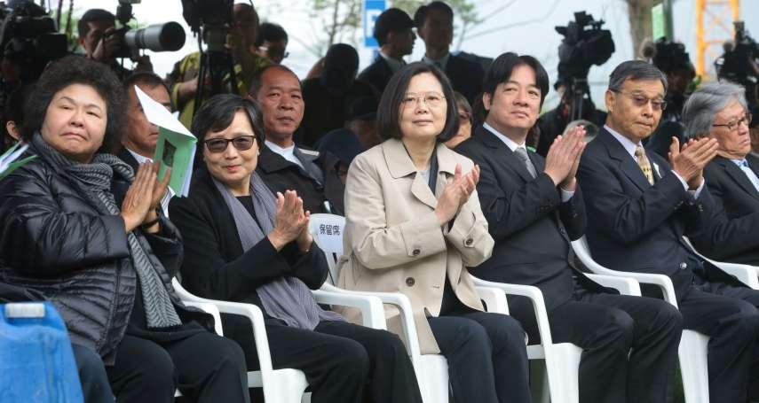 推動轉型正義 蔡英文:鄭南榕知道台灣走到這一步,應該很欣慰