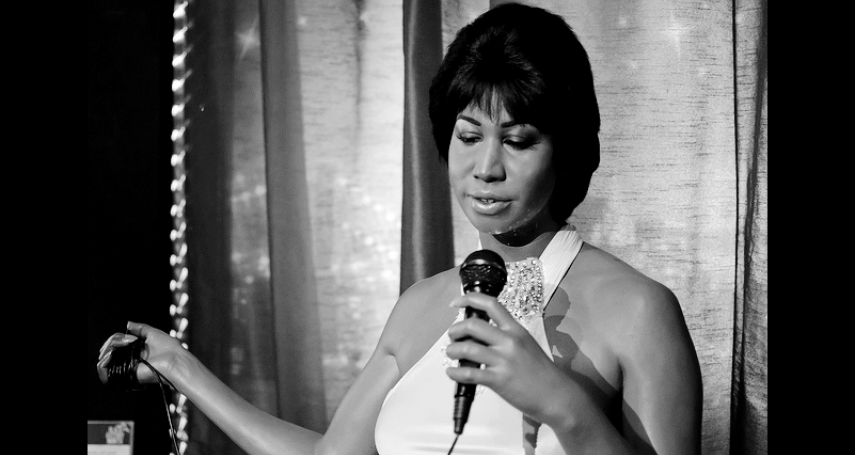 她是上帝派來的女孩,是每個女人想唱歌的理由!滾石雜誌史上百大歌手第一名─Aretha Franklin